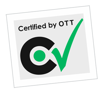 Certified by OTT LinkedIn group