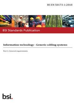 BS EN 50173-1