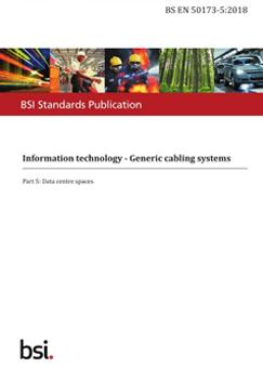 BS EN 50173-5