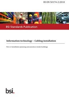BS EN 50174-2