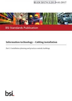 BS EN 50174-3