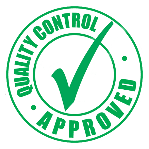 Quality Control Approved Icon OTT
