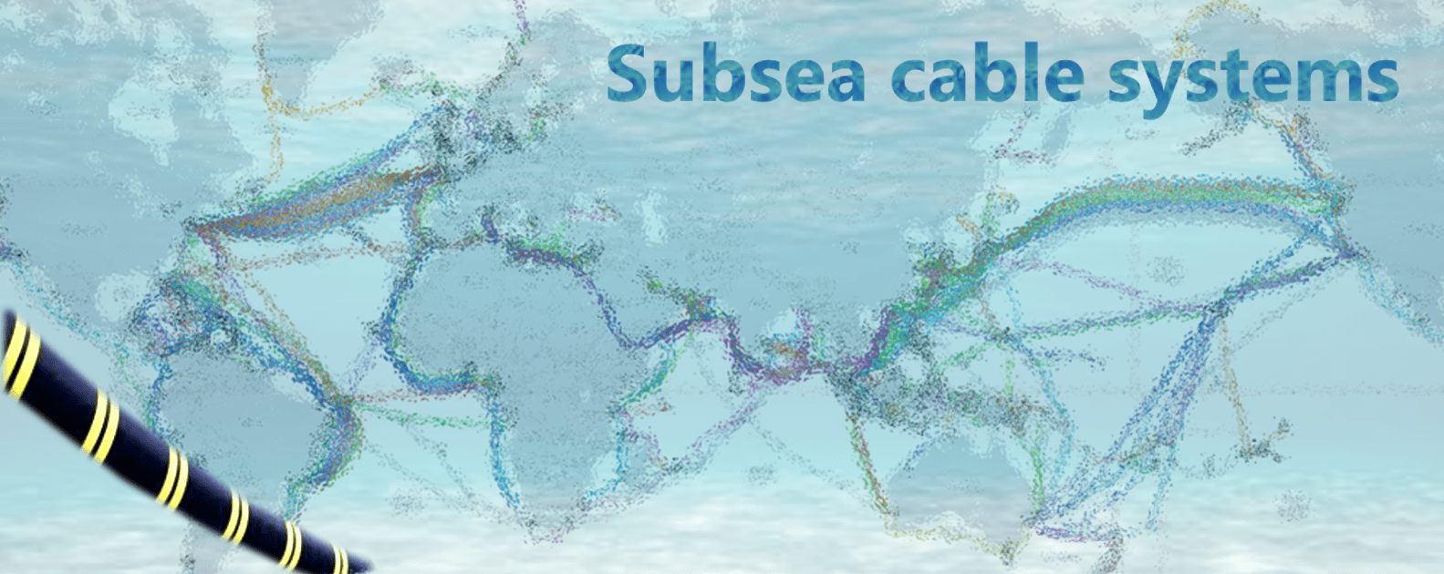 Subsea optical fibre cables